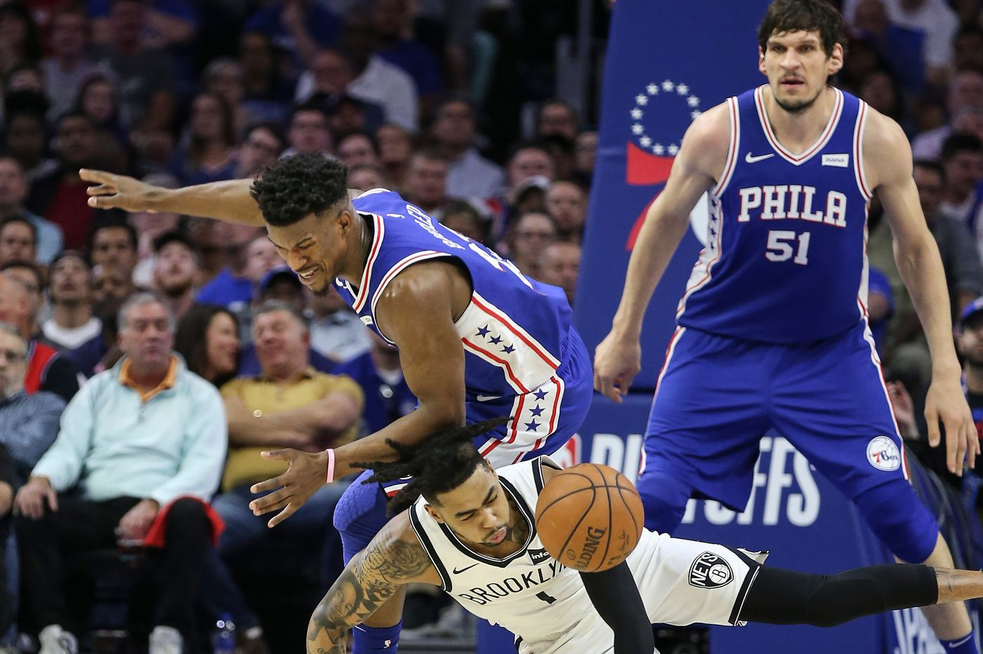 Clinching win over the Nets says something about how the Sixers might beat the Raptors | David Murphy