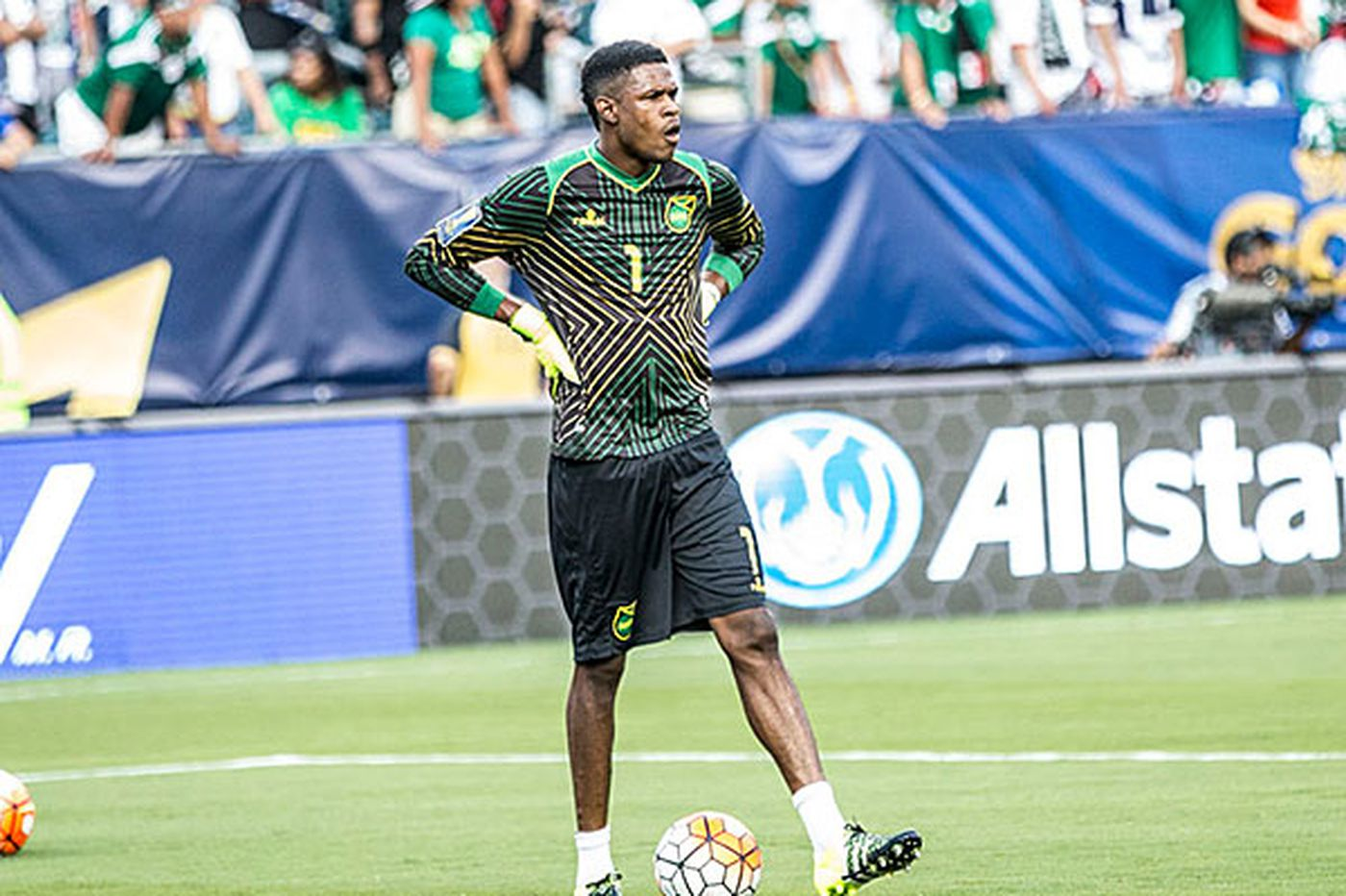 Union goalie Andre Blake getting chance at fresh start