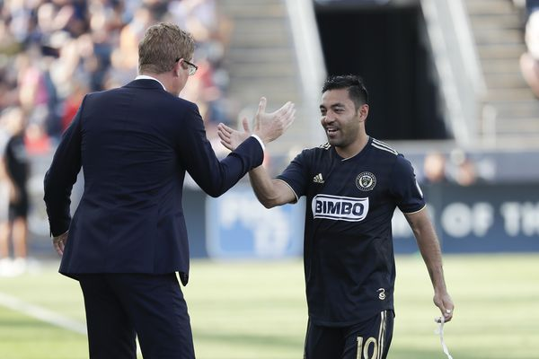 Marco Fabián, the Union's biggest player, aims to step up in the Union's biggest game