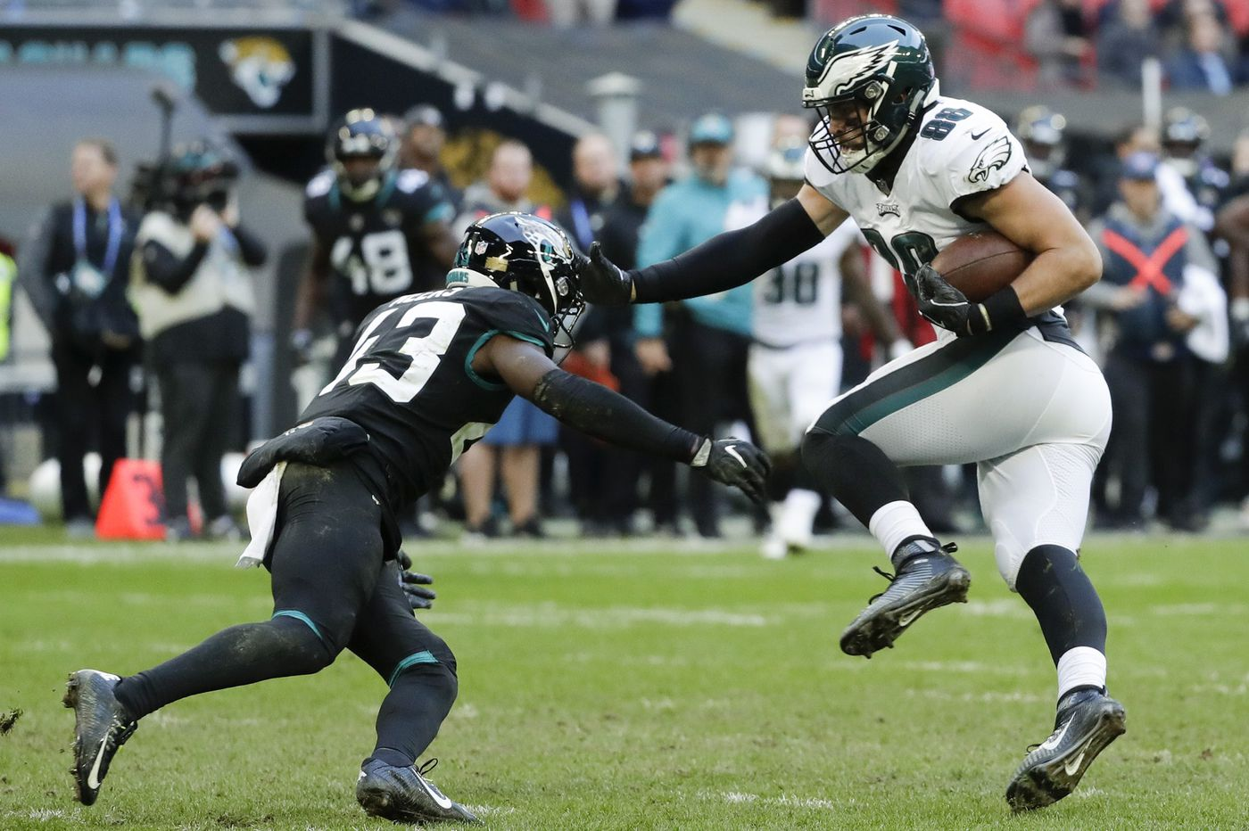Eagles-Jaguars: Five quick observations from the Birds' win | Paul Domowitch