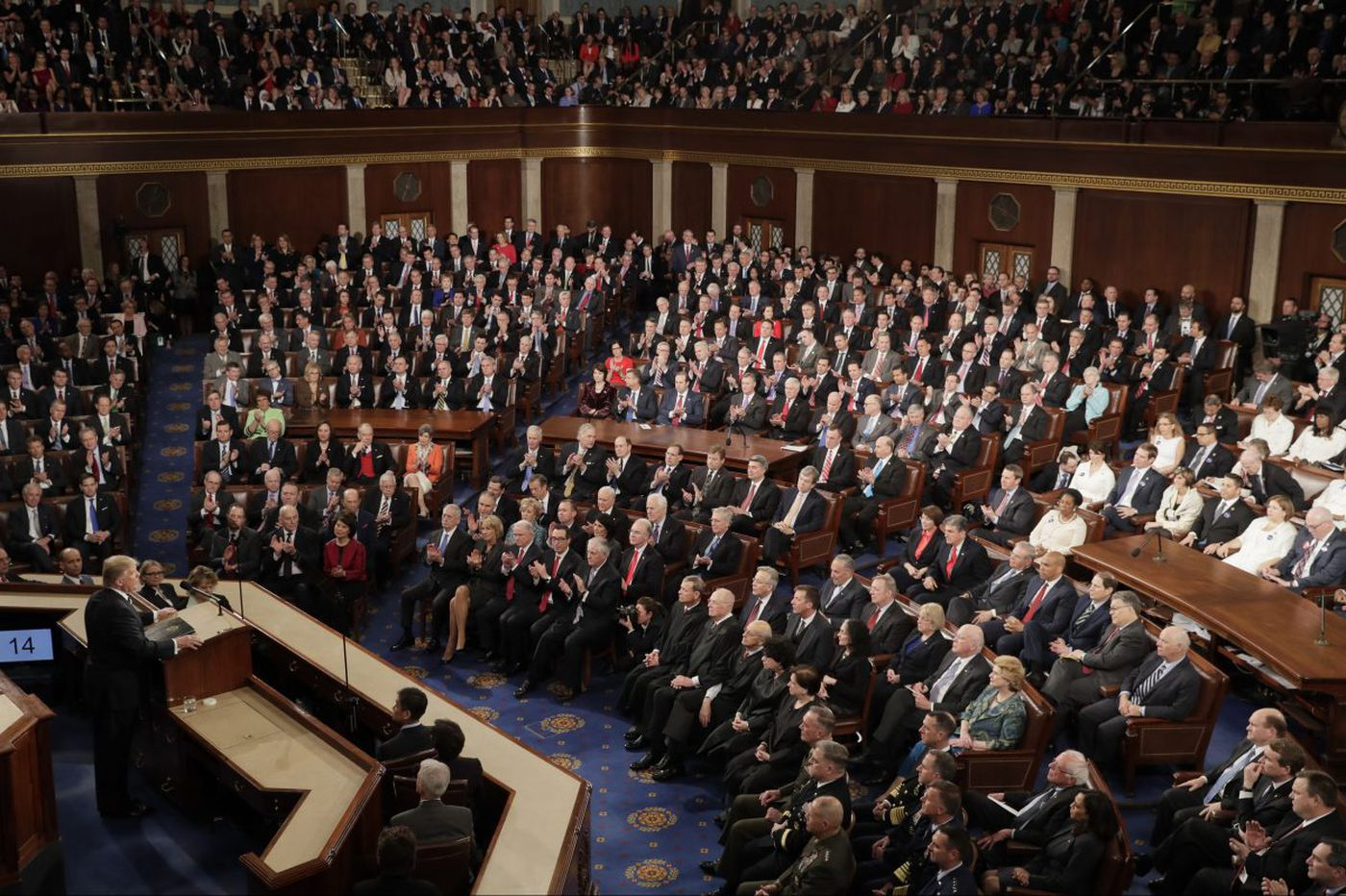 State of the Union 2018: The date, time, TV channels and more for Donald Trump's speech