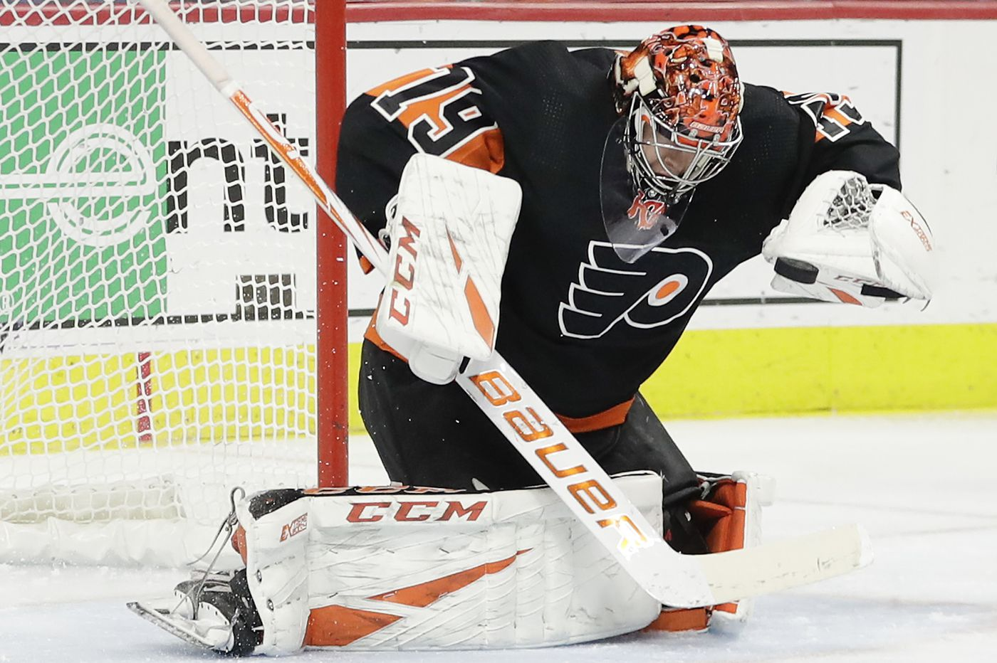 Flyers' road woes continue as they fall to Sharks and have 4-game winning streak snapped