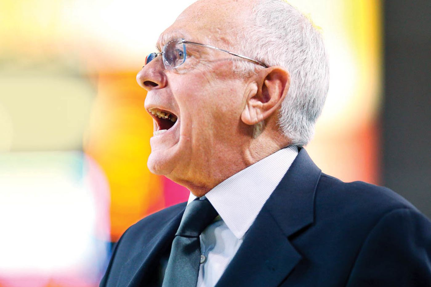 Could Larry Brown be in Sixers' future?