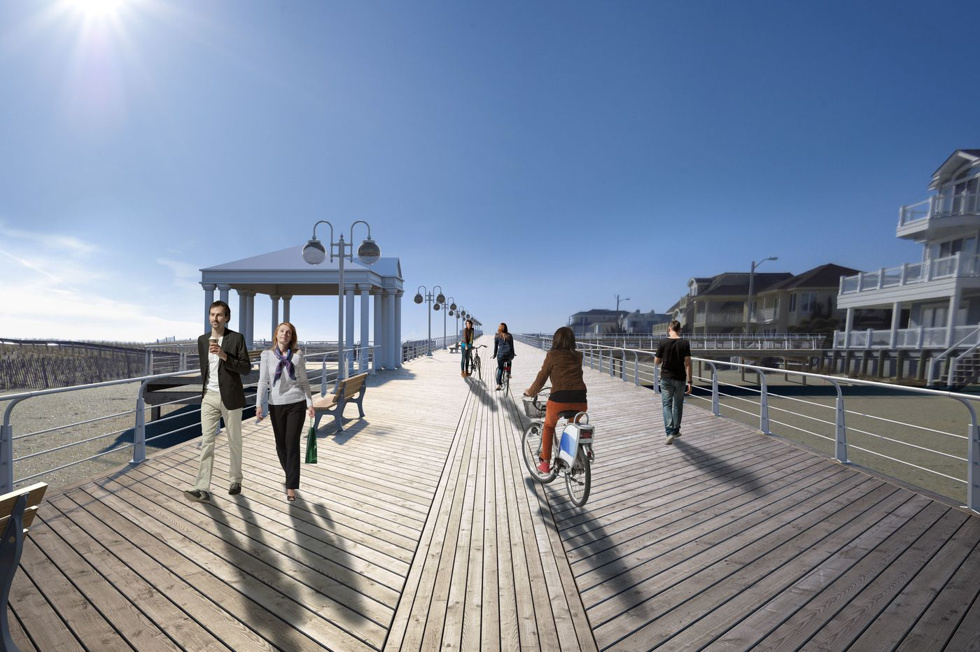 Margate boardwalk effort offers three plans