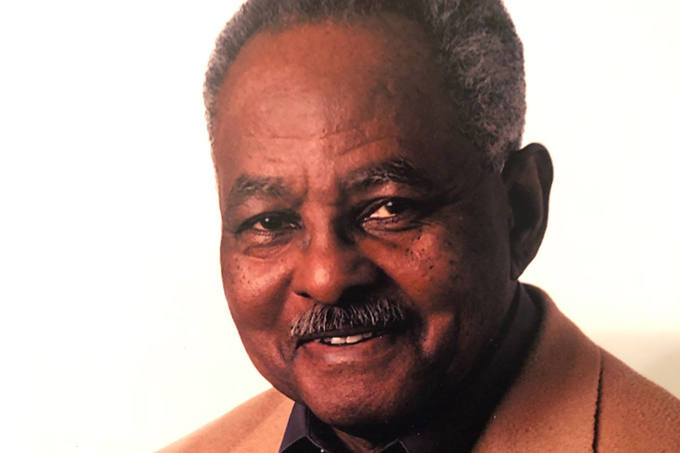 Cpl. Holsey Gillis Sr., 94, a Montford Point Marine and founder of its Philadelphia Chapter