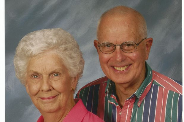 Bud and Ginny Schofield, 92 and 90, die nine days apart after a 69-year love story