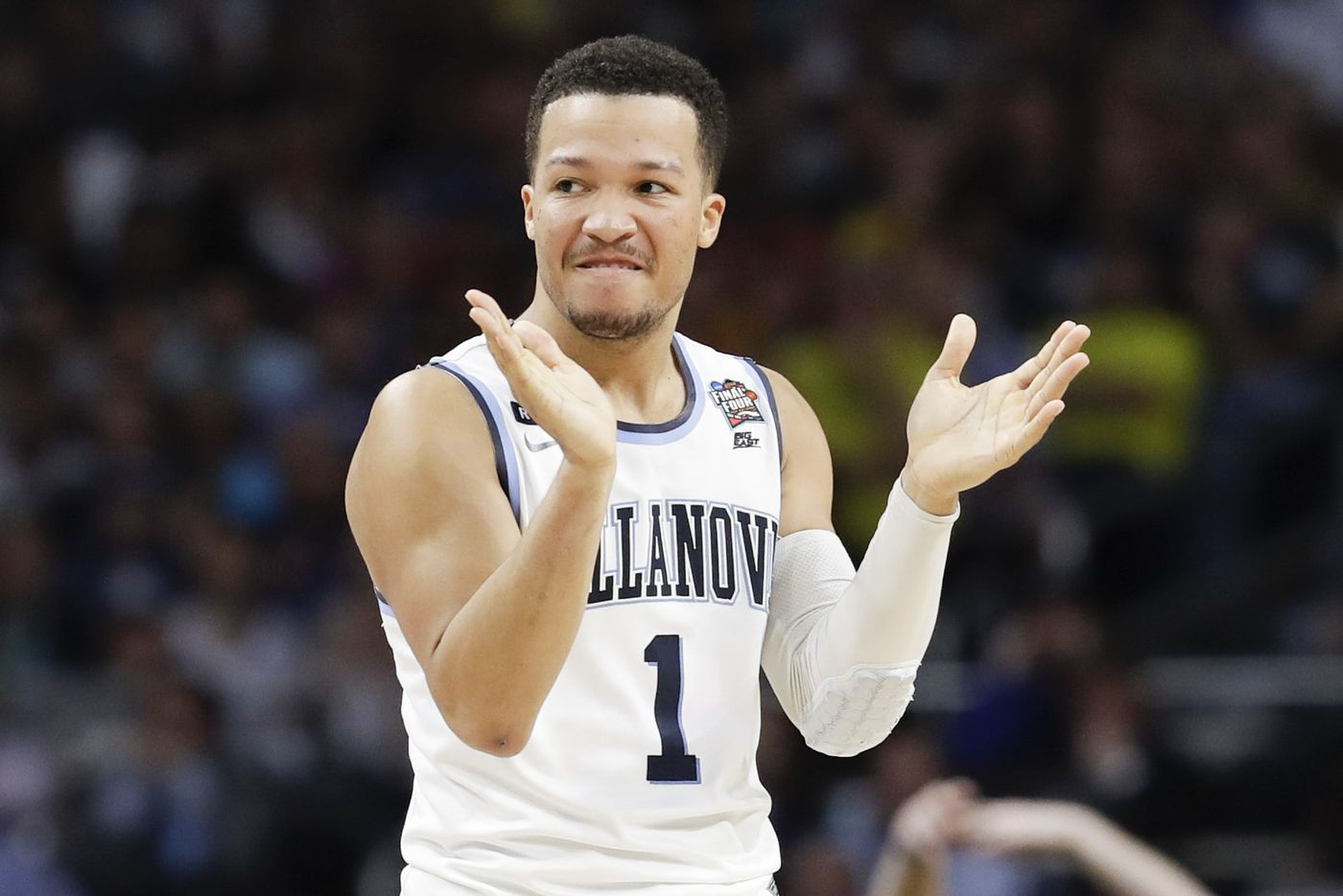 Scouting Jalen Brunson, and upgrading him for the draft