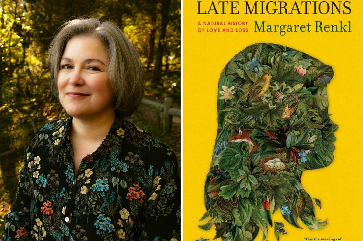 'Late Migrations' by Margaret Renkl: Nature, family, praise, in a book made of summer