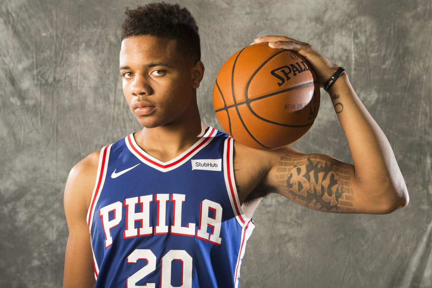 Markelle Fultz's NBA debut will feel like a home game to him