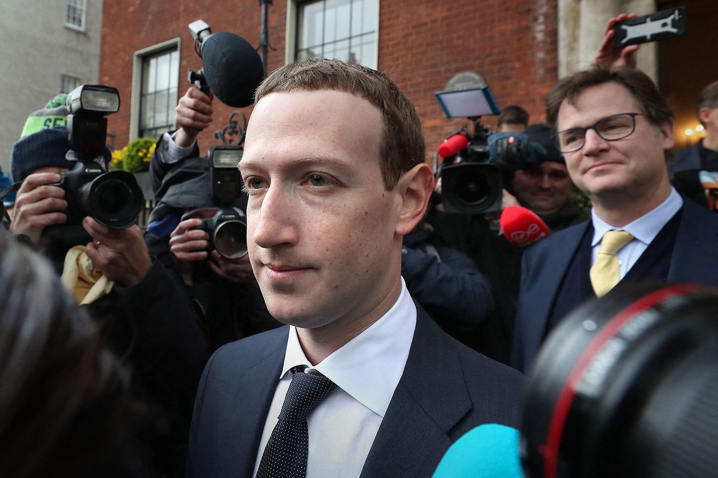 U.S., Britain and Australia ask Facebook not to expand encryption on its services