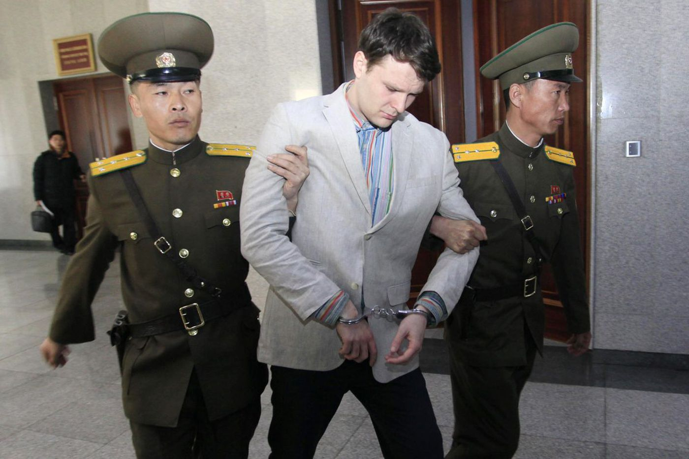 U. Delaware prof under fire for saying Otto Warmbier got 'what he deserved' in N. Korea