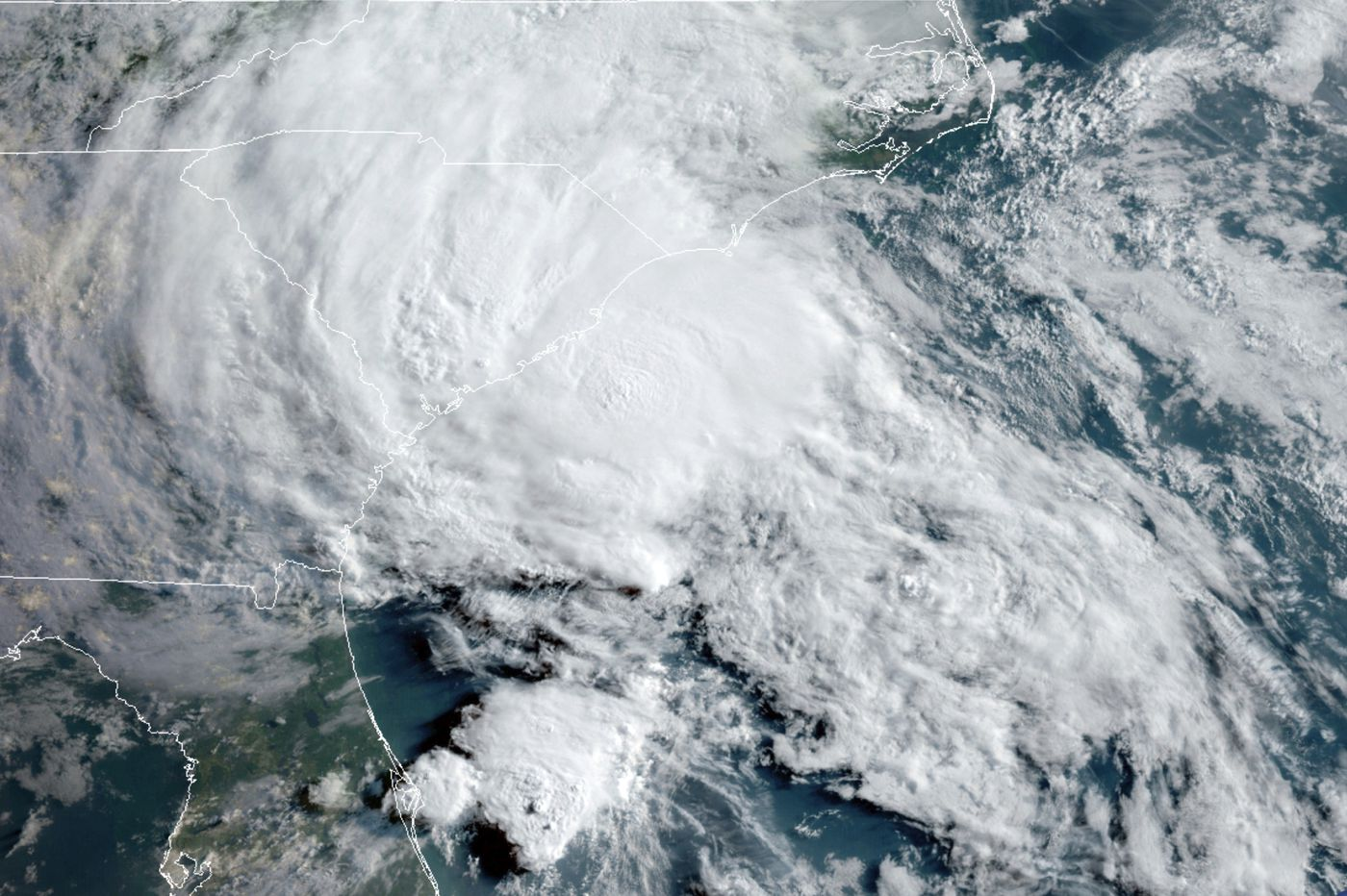 Short-lived Bertha the second named storm of a hurricane season that hasn't even started yet