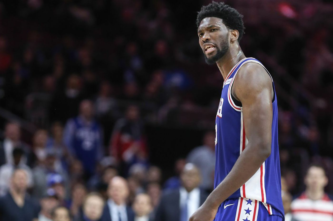 Joel Embiid's status vs. Detroit Pistons is unknown, but if he wants to play, he will