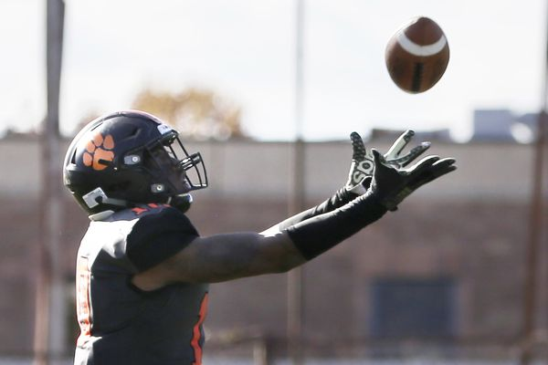 Woodrow Wilson bounces back by routing Triton, 41-6