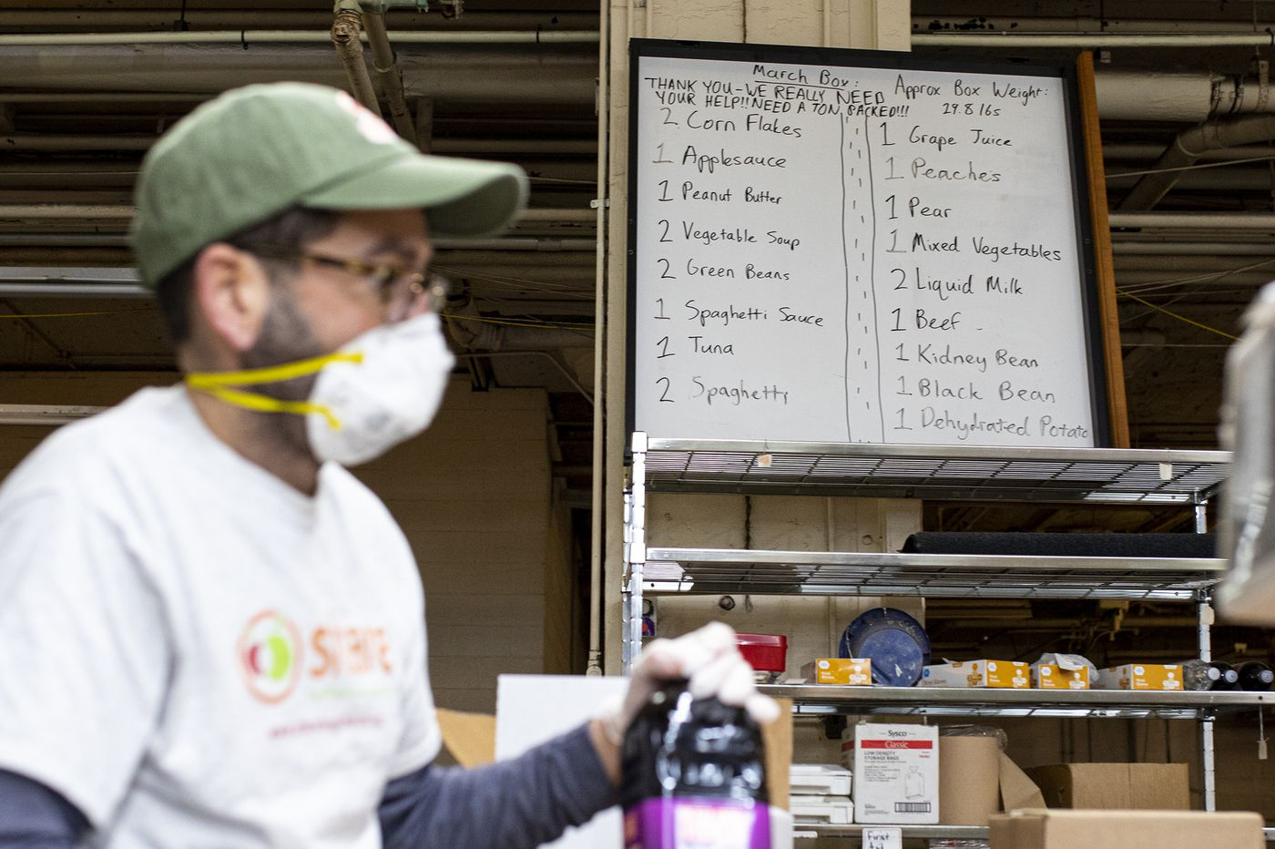 What 5 'Chopped' chefs would cook with Philly's free food boxes