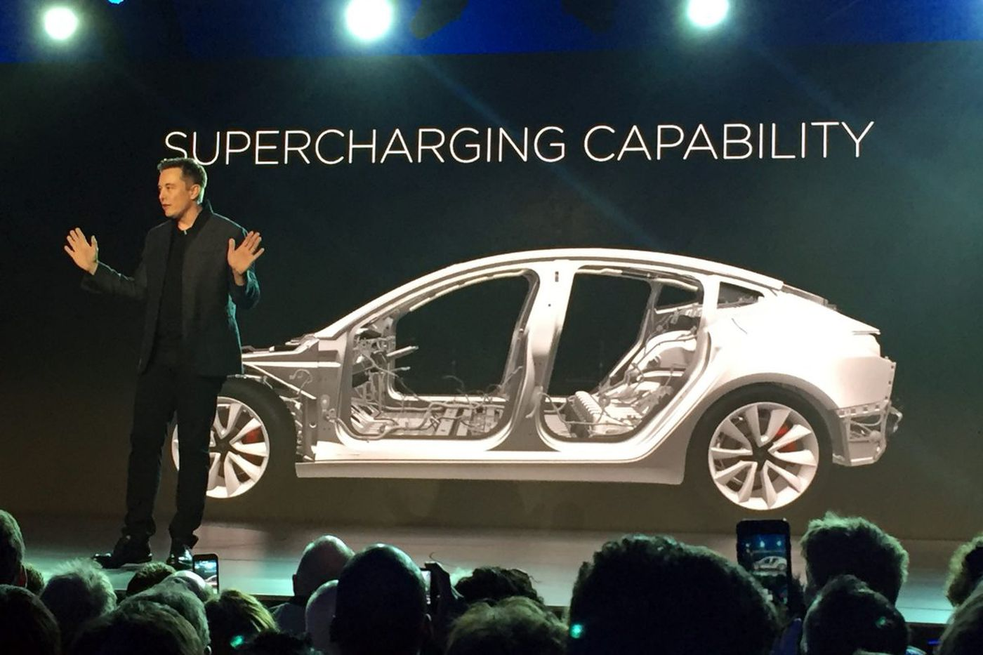 Hey, Tesla 3 buyers: Don't hold your breath