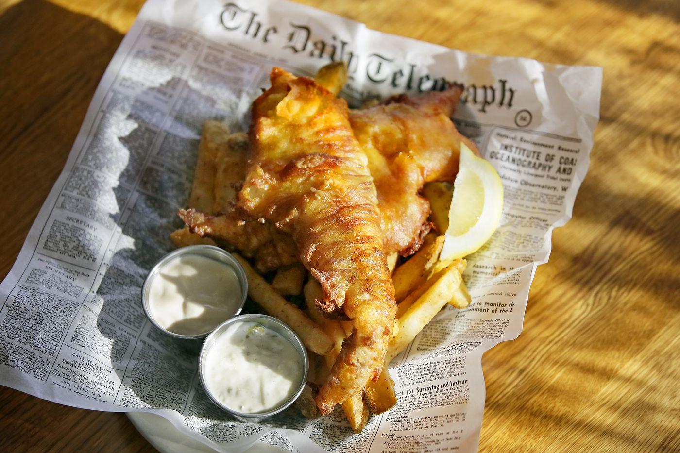 Shore Restaurants, Part II: Miles off the coast, inland gems thrive
