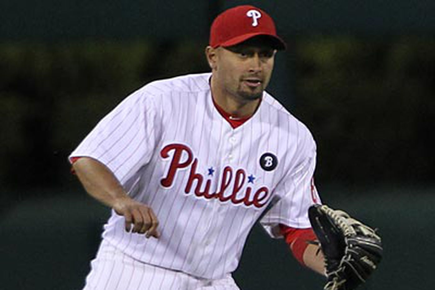 Victorino's return gives Phils a familiar lineup