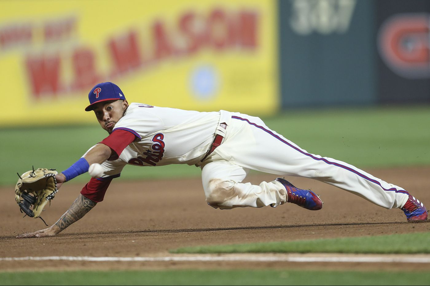 Phillies might need to get defensive to make the playoffs   Extra Innings