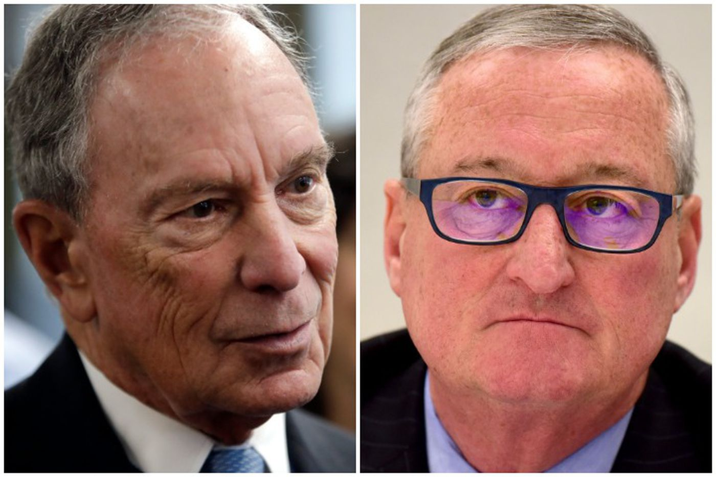 Mike Bloomberg spends $1 million to help Mayor Jim Kenney win a second term