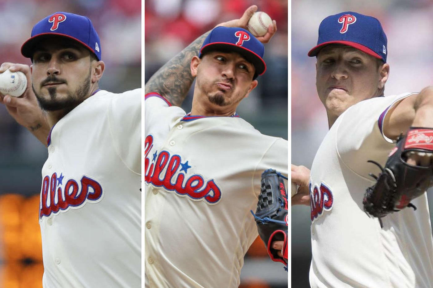 Phillies reveal another offseason need in sticking with young starting pitchers