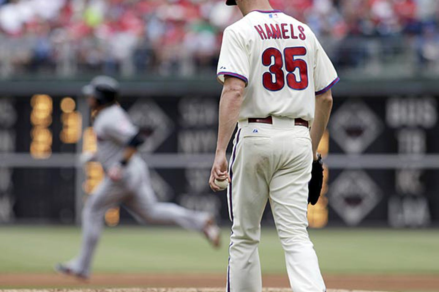 No surprise here: Phillies are not contenders