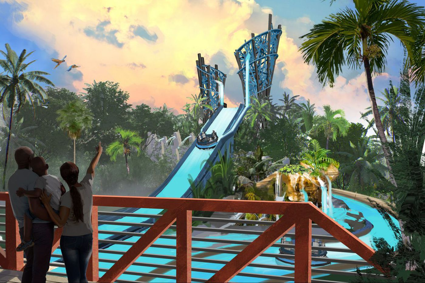 Orlando Theme Parks Add Attractions For 2018