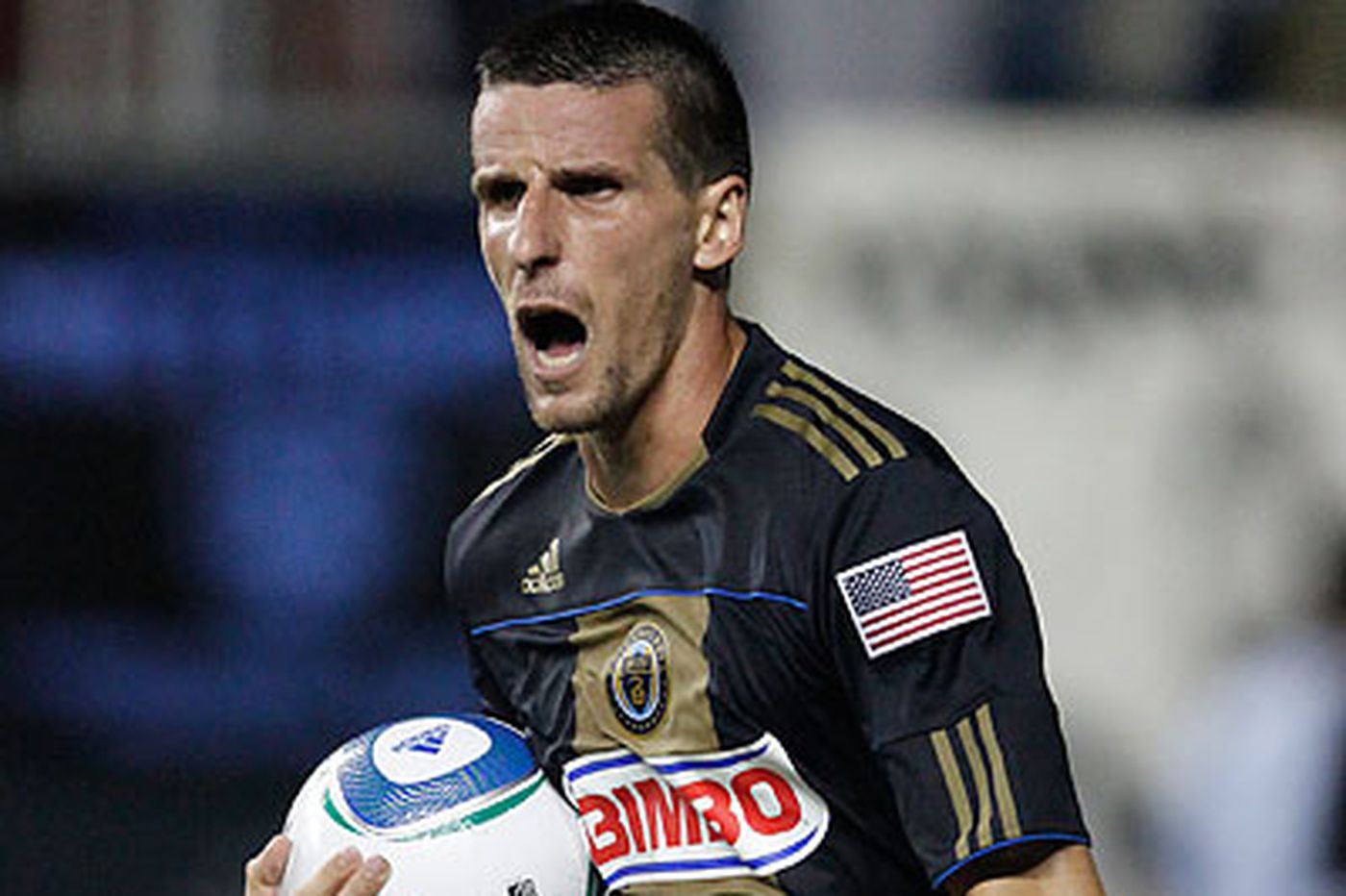 Le Toux may be headed to England