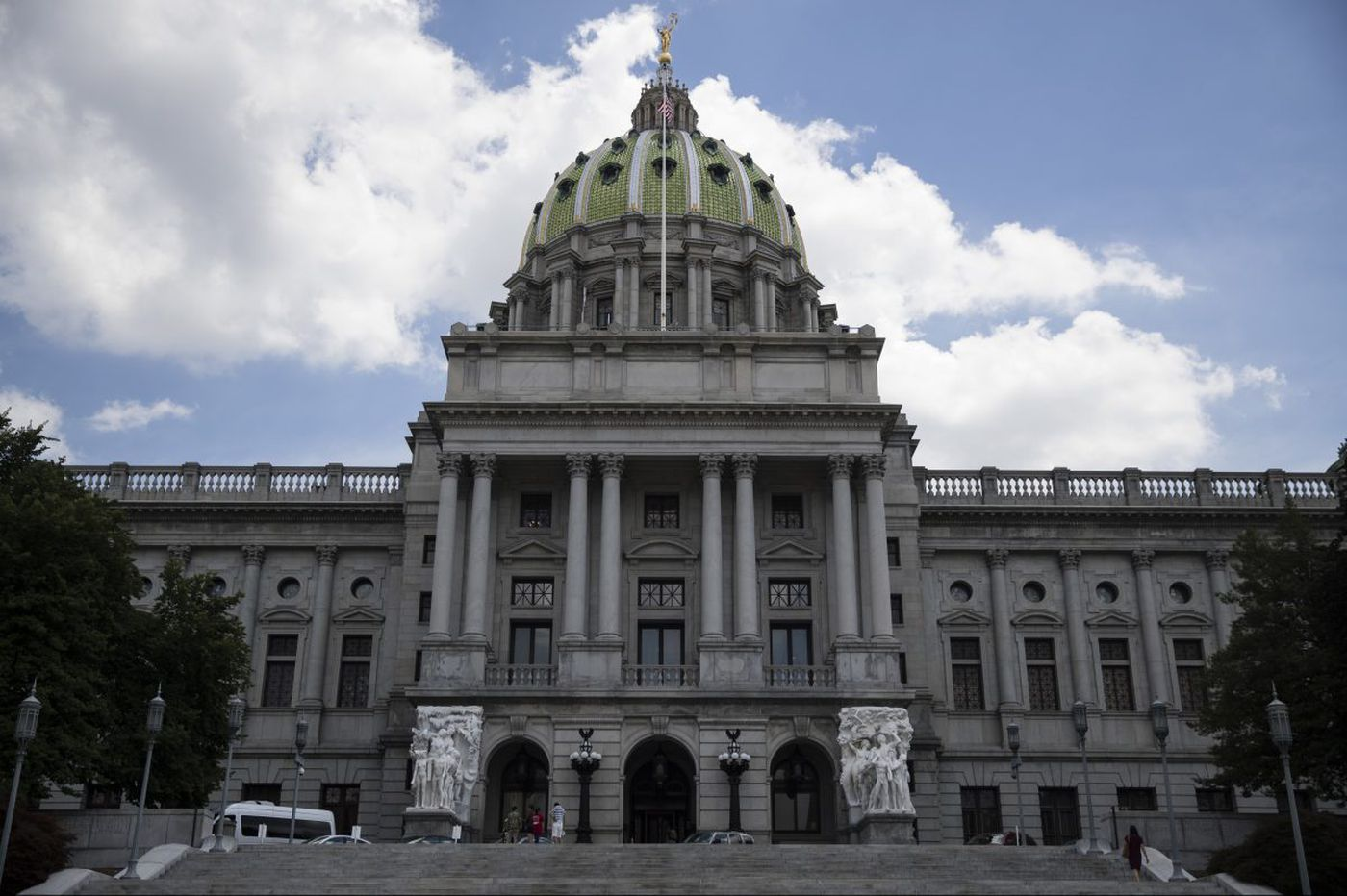 'Few but mighty': Female lawmakers outdo men in Pa., study says