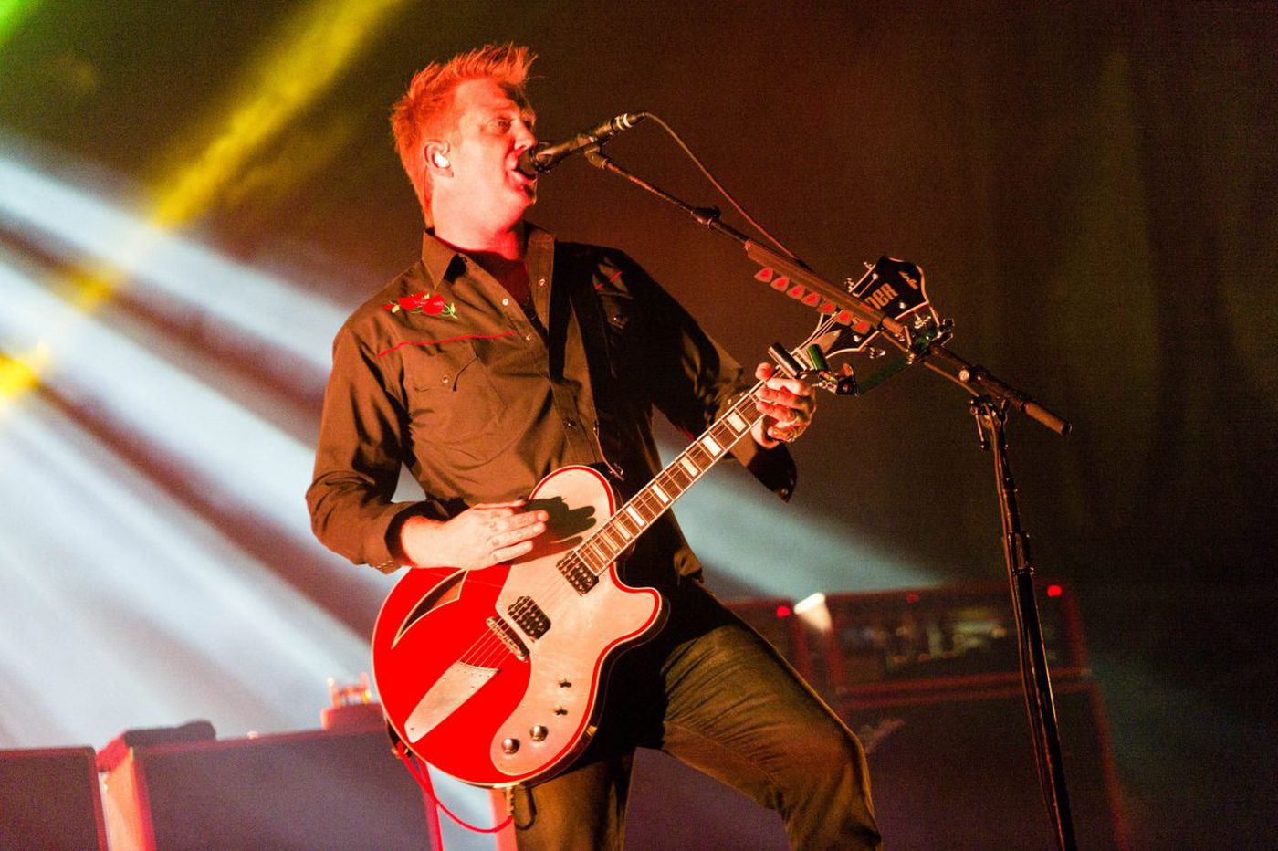 Album reviews: Queens of the Stone Age, Filthy Friends