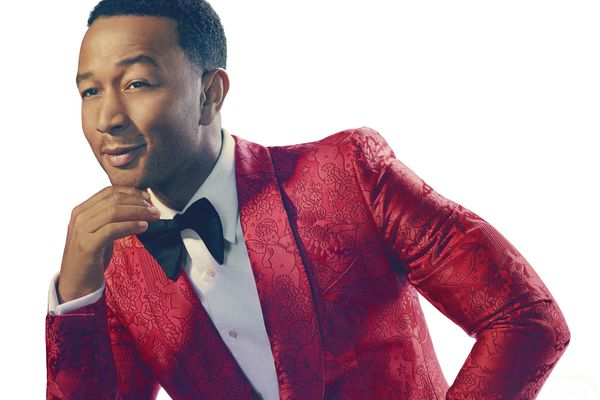 John Legend brings his Legendary Christmas tour to the Met