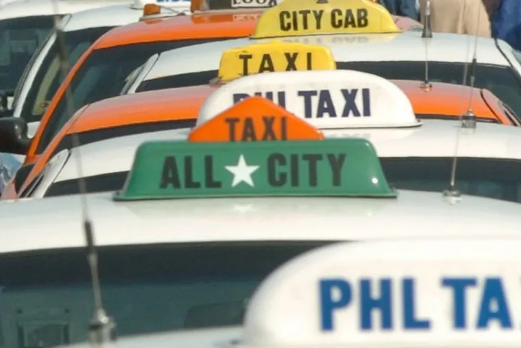 Cab companies have lost income.