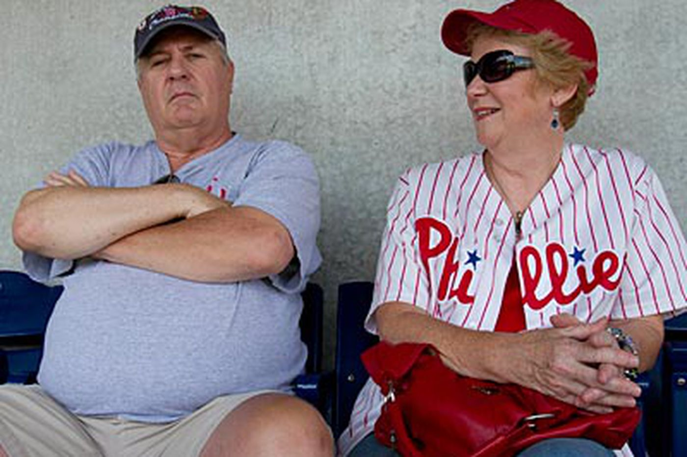Broad Street Billy: 2 Billys share love of the game, though baseball worlds apart
