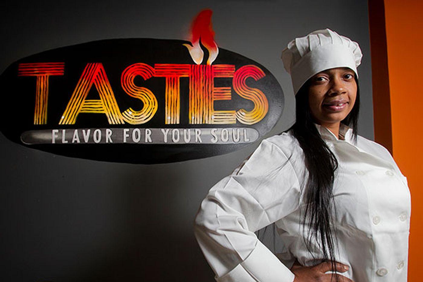 Owner of Tasties, a soul-food restaurant, has big plans