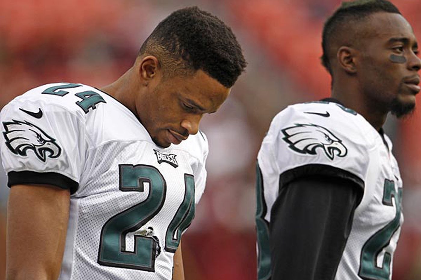 Who is the Eagles' weakest link?