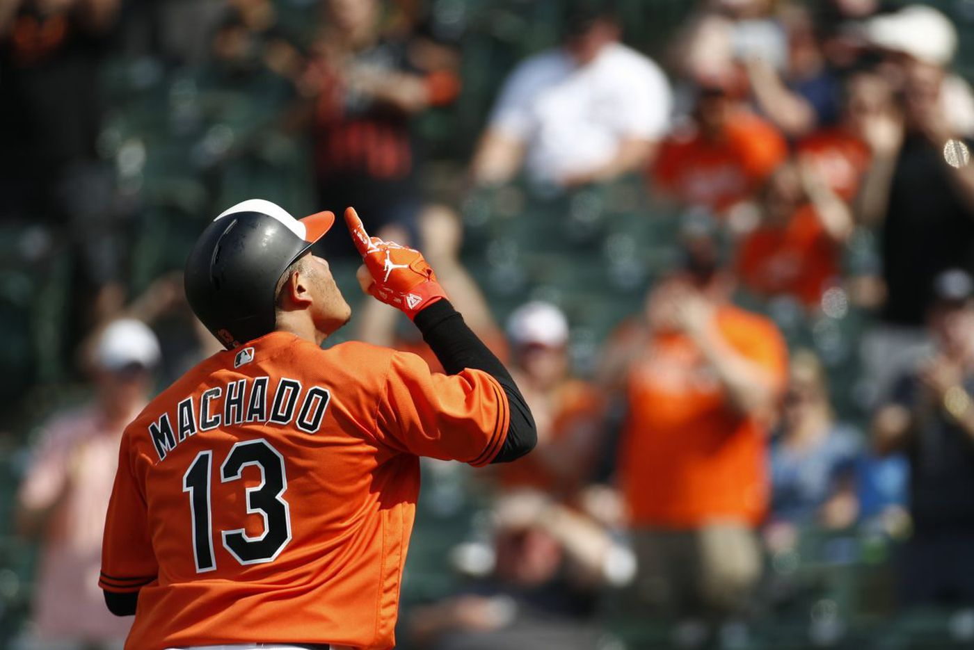 Manny Machado, soon-to-be free agent, has an 'awesome' bond to Phillies
