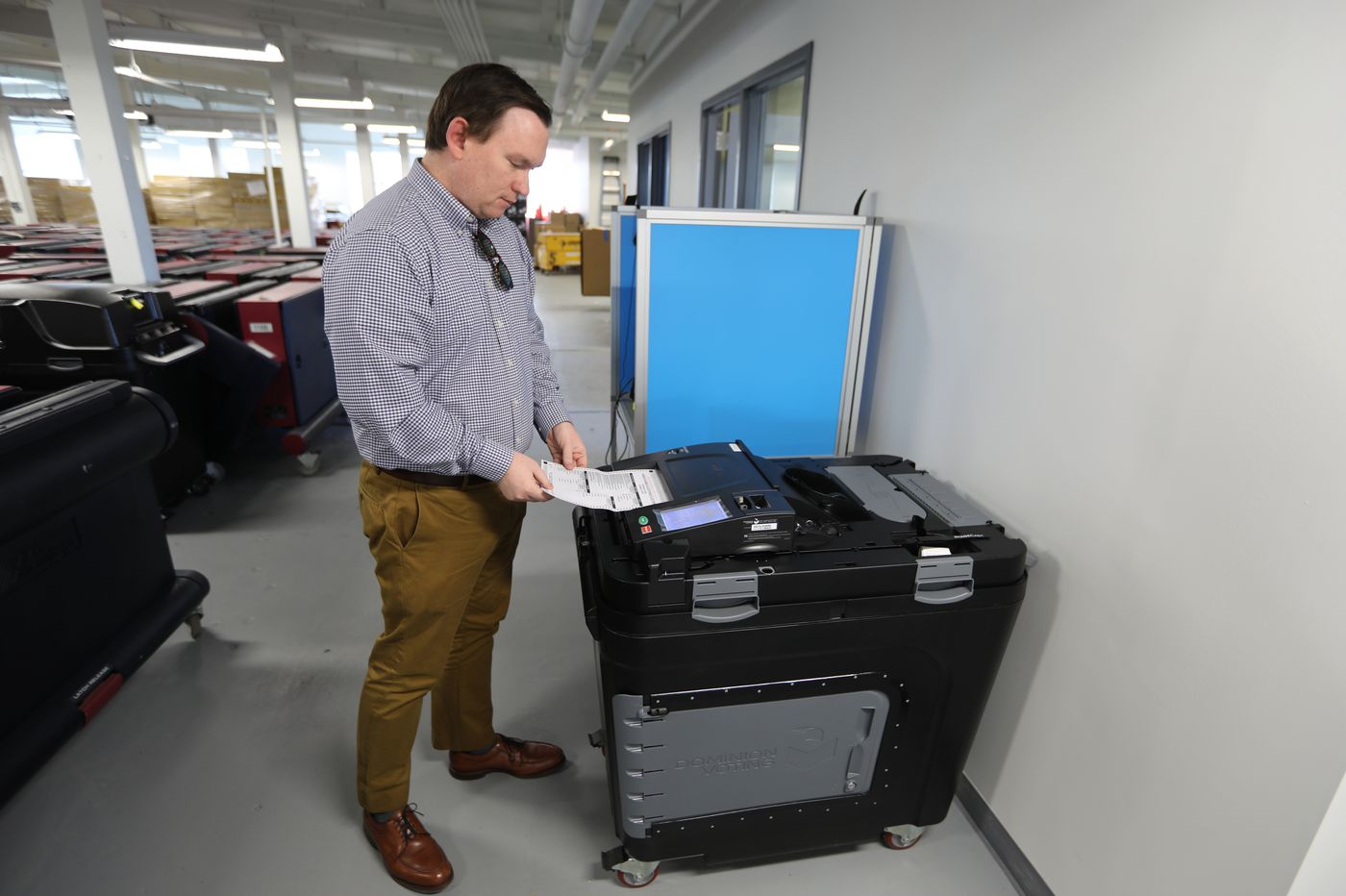 Voters and poll workers had issues with Montgomery County's new paper ballots. Here's the plan moving forward.