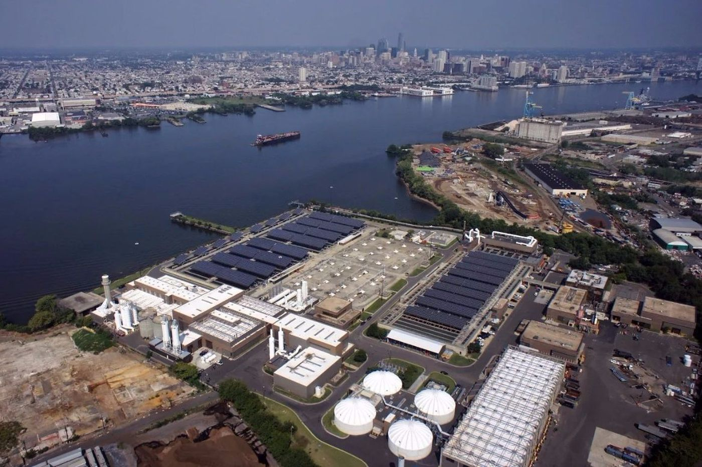 Wastewater for electricity: South Jersey utility in swap deal with trash-to-energy plant