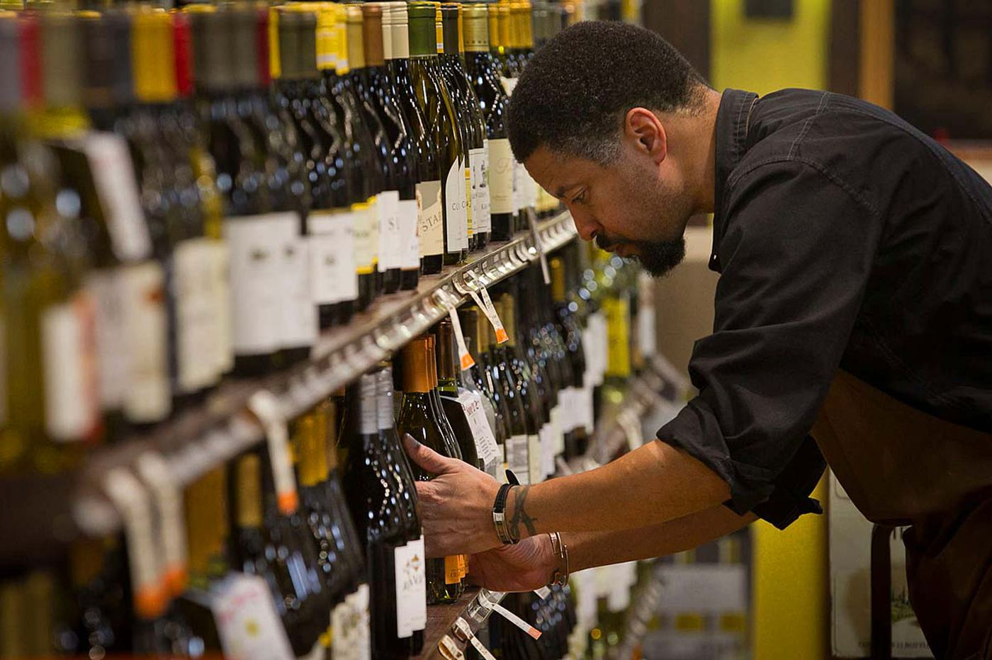 This wine is one of the best bargains in the state store's French aisle