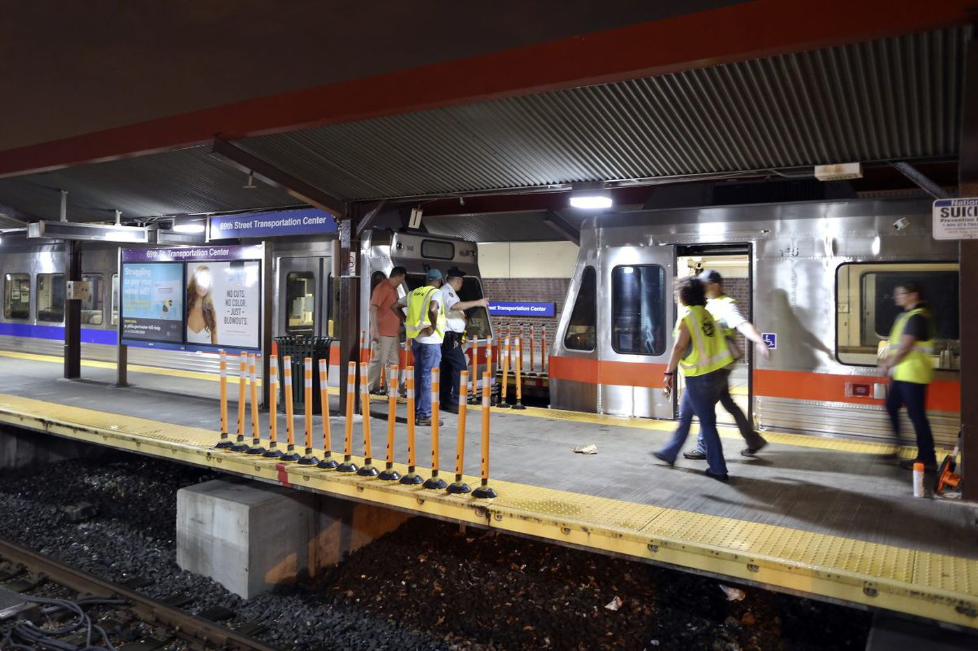 No quick answers expected in federal review of SEPTA train crash