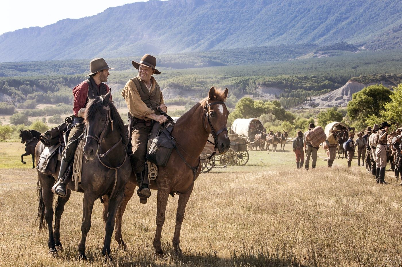 'The Sisters Brothers': A new take on the Western with fun chemistry between Joaquin Phoenix and John C. Reilly