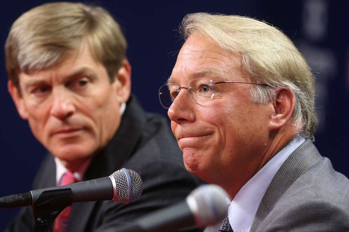 Phillies' downfall followed club president Andy MacPhail's midseason complacency | Extra Innings