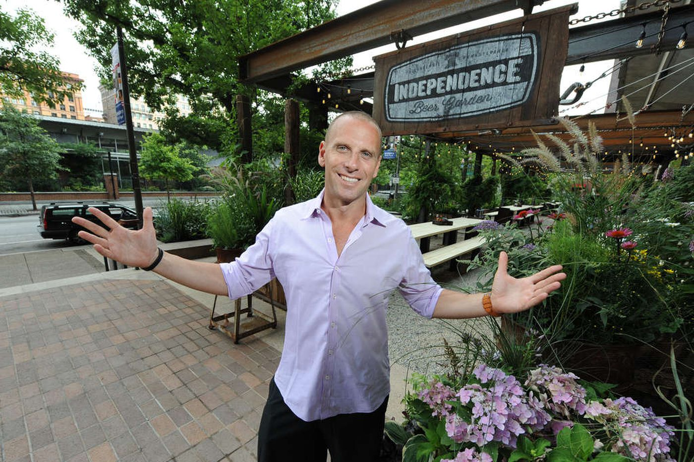 Michael Schulson plans two restaurants for Camden waterfront