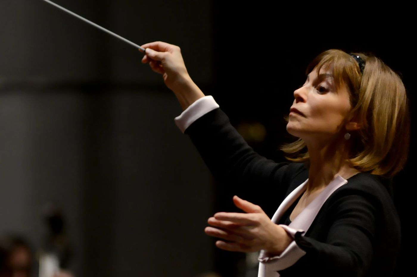 are women on the verge of big progress on the conductor s podium