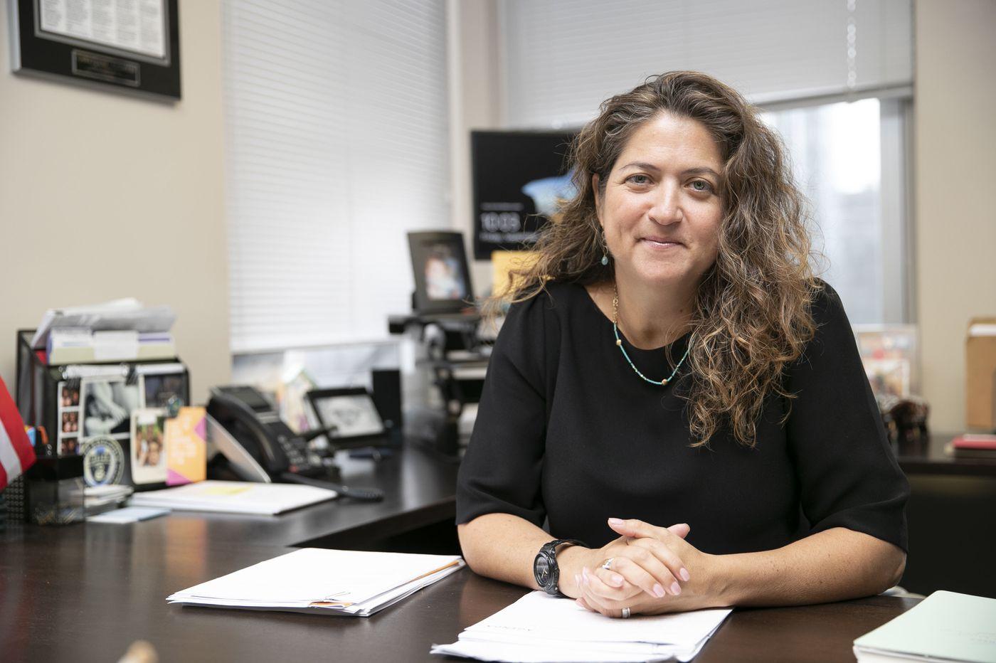 Meet the woman whose new job is to help Philadelphia kids