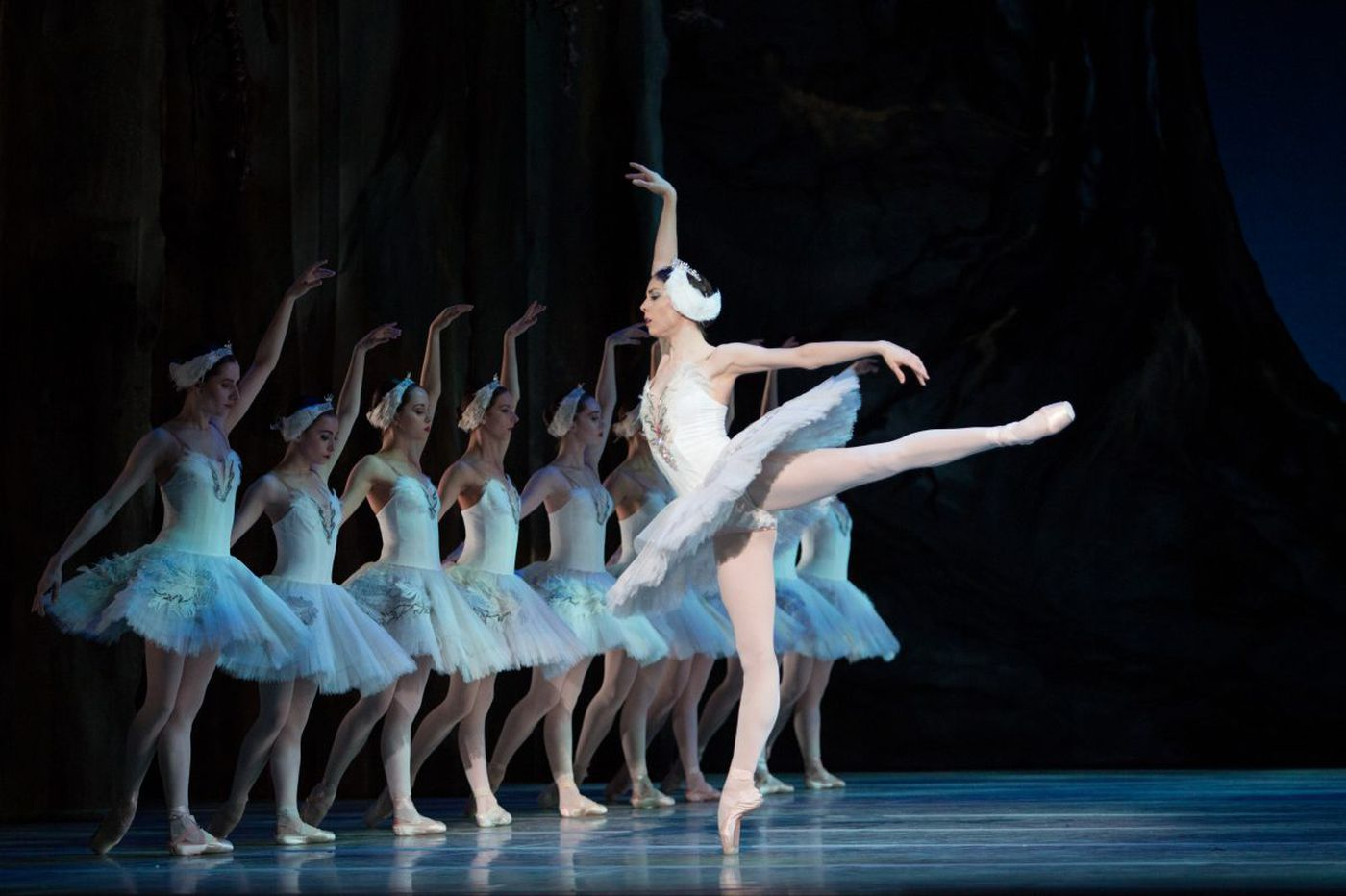 Pennsylvania Ballet 'Swan Lake': Beauty without passion