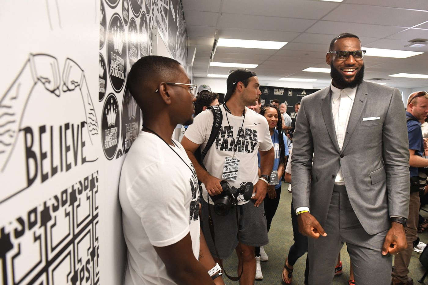 While Jalen Rose throws shade at LeBron James' new school, black students continue to suffer | Opinion