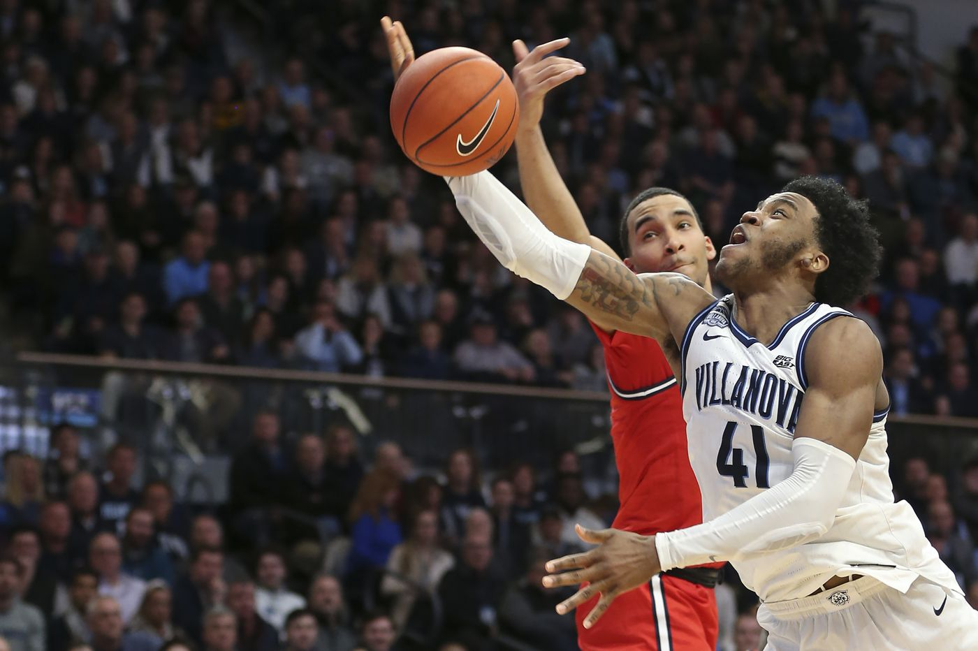 No. 12 Villanova 71, St. John's 60: Stats, highlights and reaction from the Wildcats' fifth consecutive victory