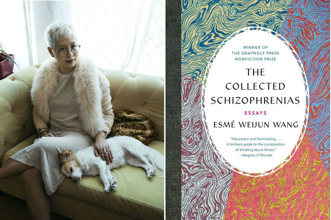 Esmé Weijun Wang's 'Collected Schizophrenias': How to live with a 'slippery mind'