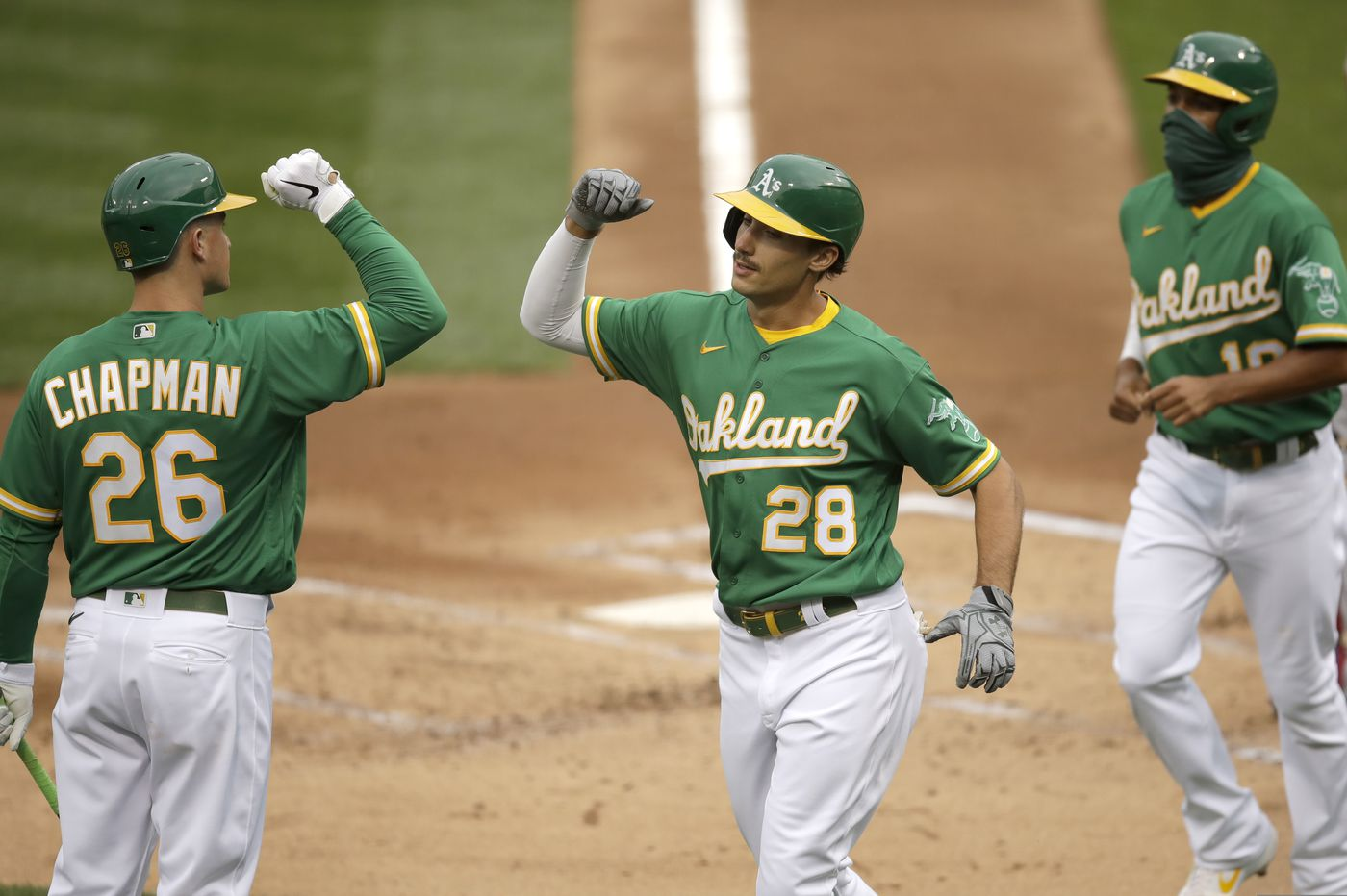 Oakland A's bench coach apologizes for Nazi salute gesture, Texas Tech fires Marlene Stollings, and other sports news